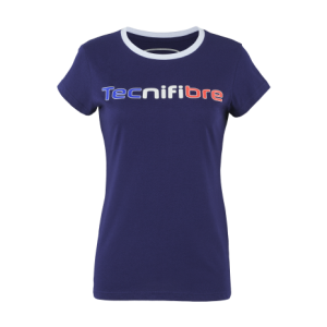 Tricou Tecnifibre LADY COTTON TEE